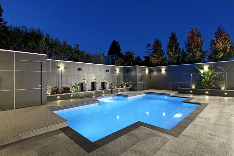 Giardini Moderni Con Piscina : Piccole piscine cheap piscina con gradini interni with piccole
