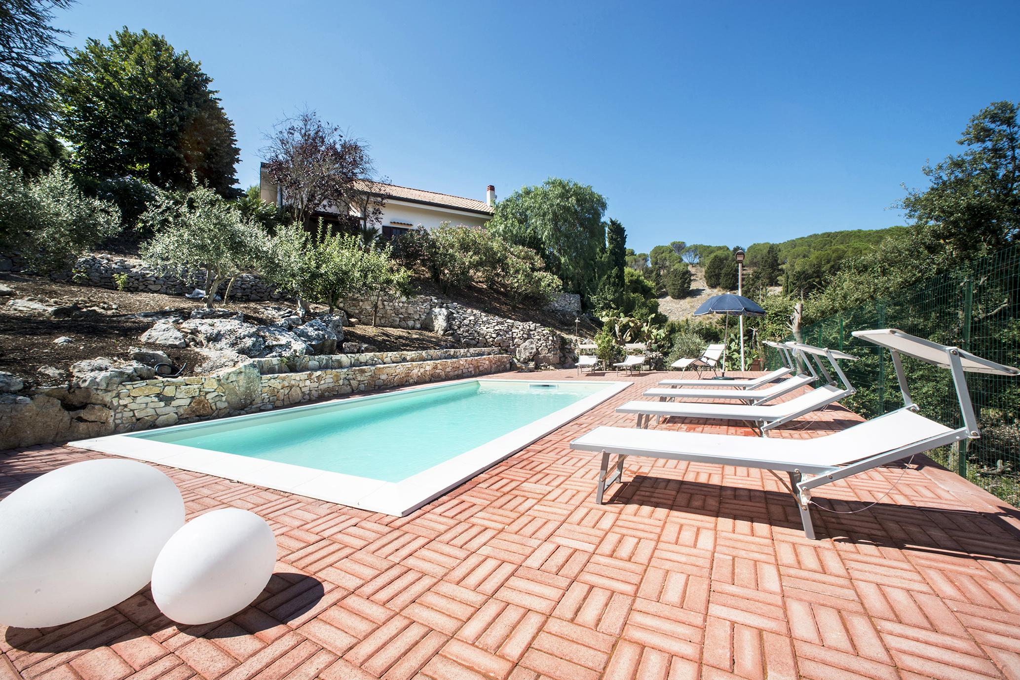 piscina 8x4 h piscine foto lavori realizzati